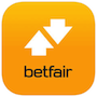 Betfair mobile app logo